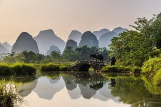 Tianxin village, Guilin